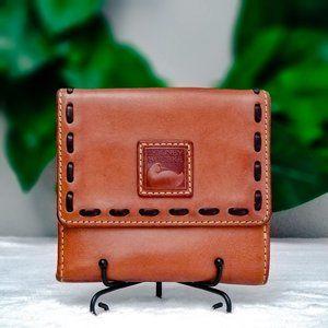 Dooney & Bourke Florentine Large Card Wallet